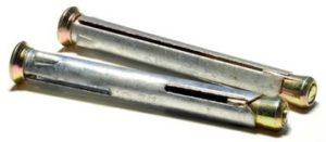 Дюбель рамный металлический